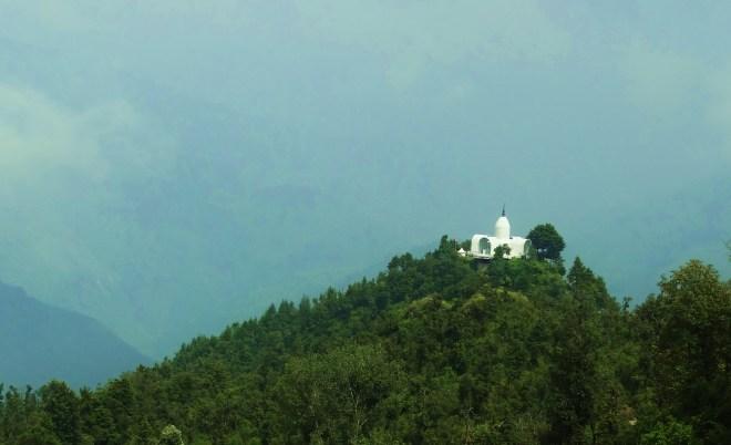 Enroute Kempty : Santura Devi Temple