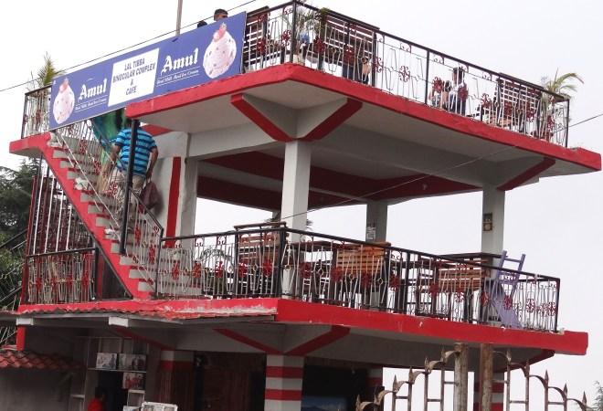 Lal Tibba & Himalayan View cafe