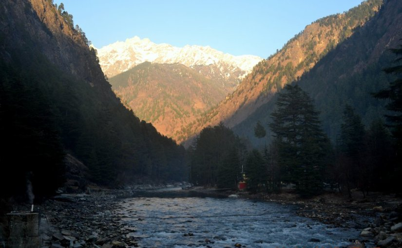 Clicked near Manikaran, Parvati Valley (Himachal Pradesh) by Rupayan Banerjee