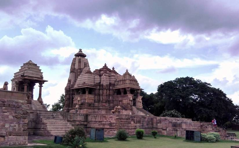 Offseason trip to Khajuraho – The Temples & the Waterfalls